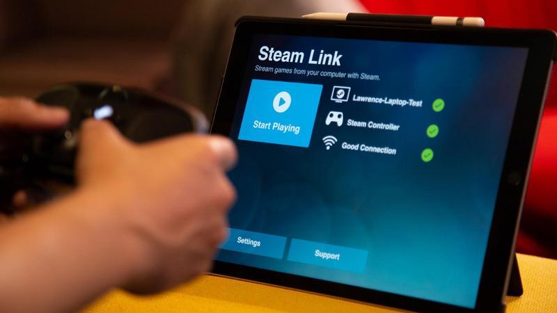 Как установить Steam Link на Raspberry Pi