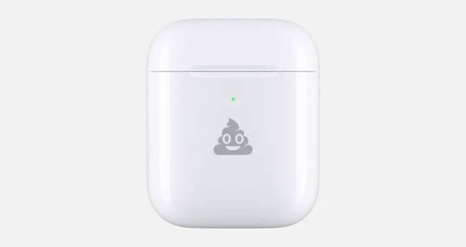 Apple теперь позволяет вам записывать смайлики в окне Airpods »ERdC