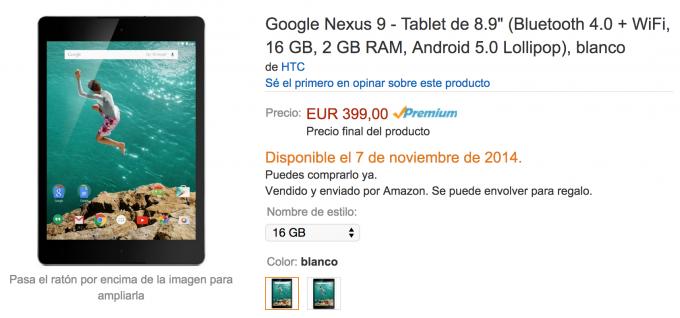 """nexus """"width ="""" 680 """"height ="""" 318 """"srcset ="""" https://computercoach.co.nz/wp-content/uploads/2020/02/Google-Nexus-9-теперь-можно-купить-в-предпродажной.png 680w, https: //elandroidelibre.elespanol. com / wp-content / uploads / 2014/10 / nexus-400x187.png 400 Вт """"size ="""" (максимальная ширина: 680 пикселей) 100 Вт, 680 пикселей """"/></p> <p>Что вы думаете о Nexus 9? Вам больше нравится Amazon или Google Play? Будем ли мы быстро исчерпать запас или он останется стабильным? Мы уже забронировали его сейчас.</p><div class="""