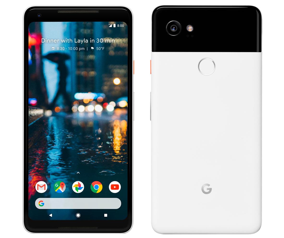 Google Pixel 2 против Google Pixel 2 XL: чем они отличаются?
