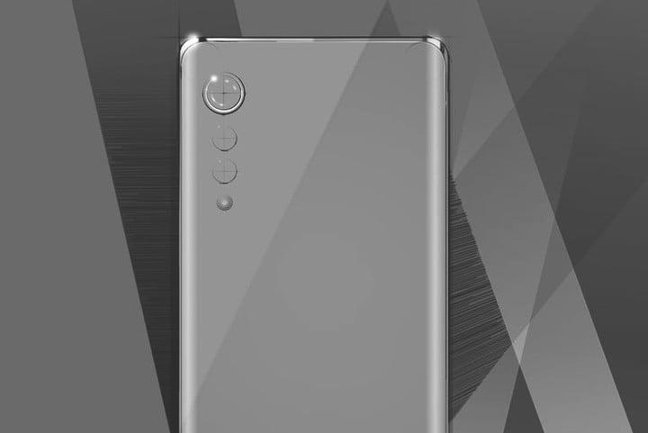 LG представляет концепцию мобильного телефона Indito с двумя экранами