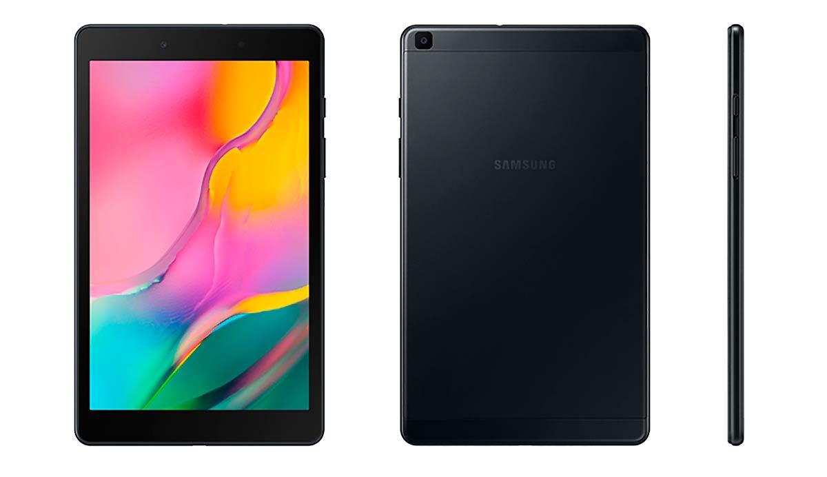 Samsung Galaxy Tab A (8.0``, 2019), самый компактный планшет обновлен