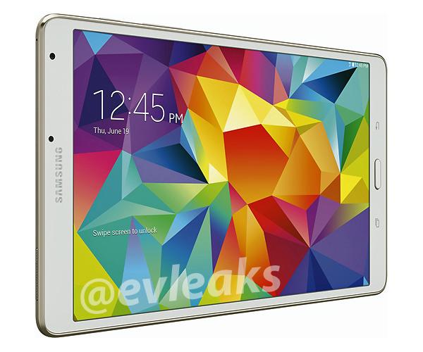Galaxy Tab S 8,4 Samsung 3