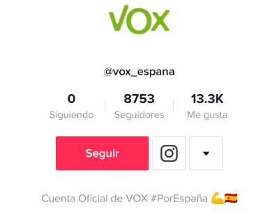 Изображение - Vox открывает счет на TikTok