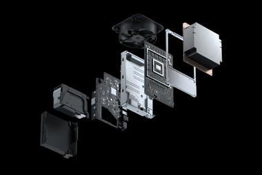 Microsoft, как и Sony, использует чип AMD для оживления консоли, что позволит 4K-играм работать со скоростью 60 кадров в секунду.